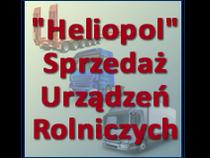 """""""Heliopol"""" Sprzedaż Urządzeń Rolniczych"""