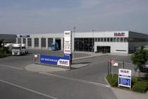 Торговая площадка DAF Berlin Nutzfahrzeuge Vertriebs- und Service GmbH