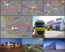 Торговая площадка ESA Trucks Polska Sp. z o.o.