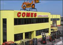 Торговая площадка COMES S.R.L.