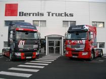 Торговая площадка Bernis Trucks