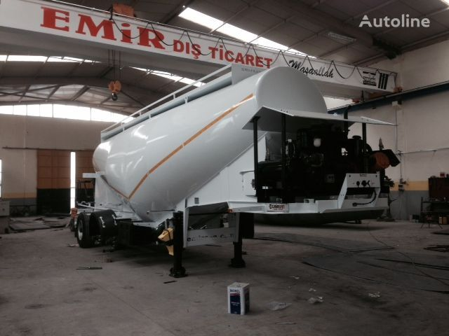 цементовоз EMIRSAN Direct from Factory Customized Cement Tankers , Brand NEw