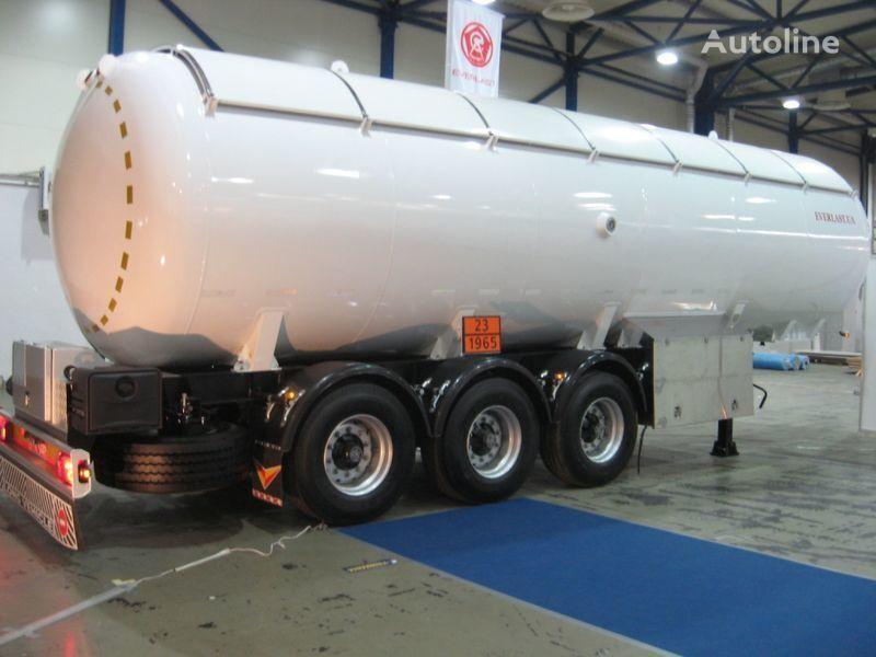 новая газовая цистерна ЭВЕРЛАСТ LPG-40