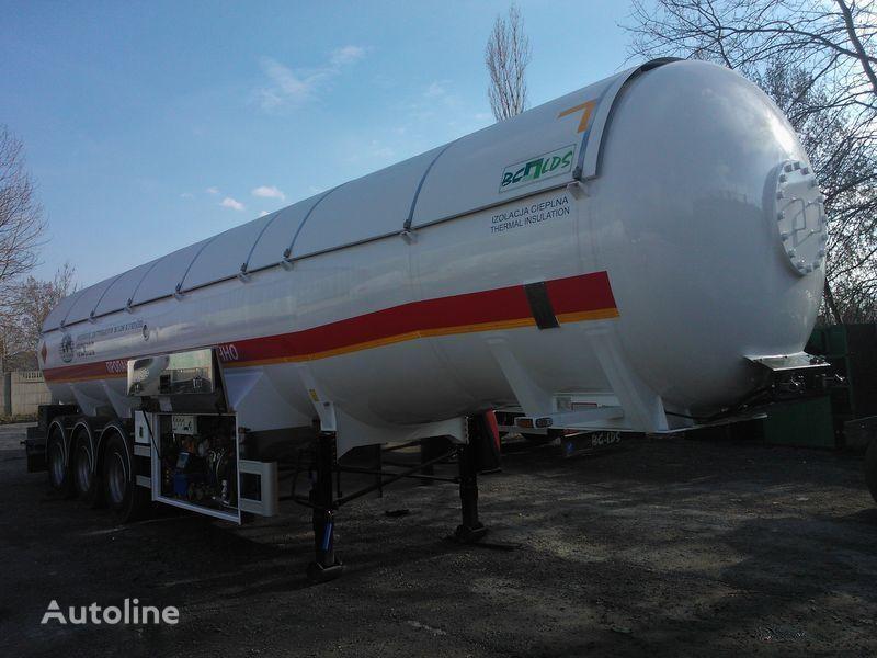 новая газовая цистерна LDS BC-LDS NCG-43