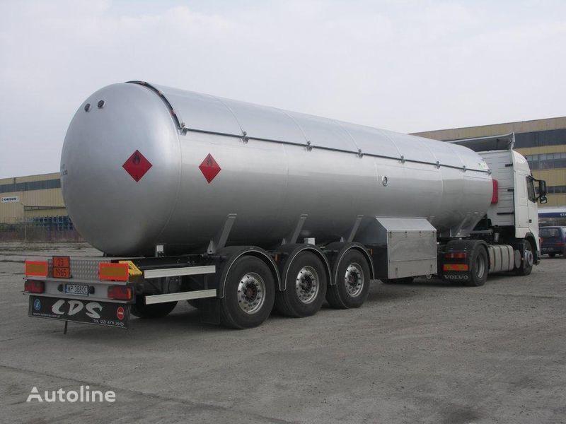 новая газовая цистерна LDS NCG-48