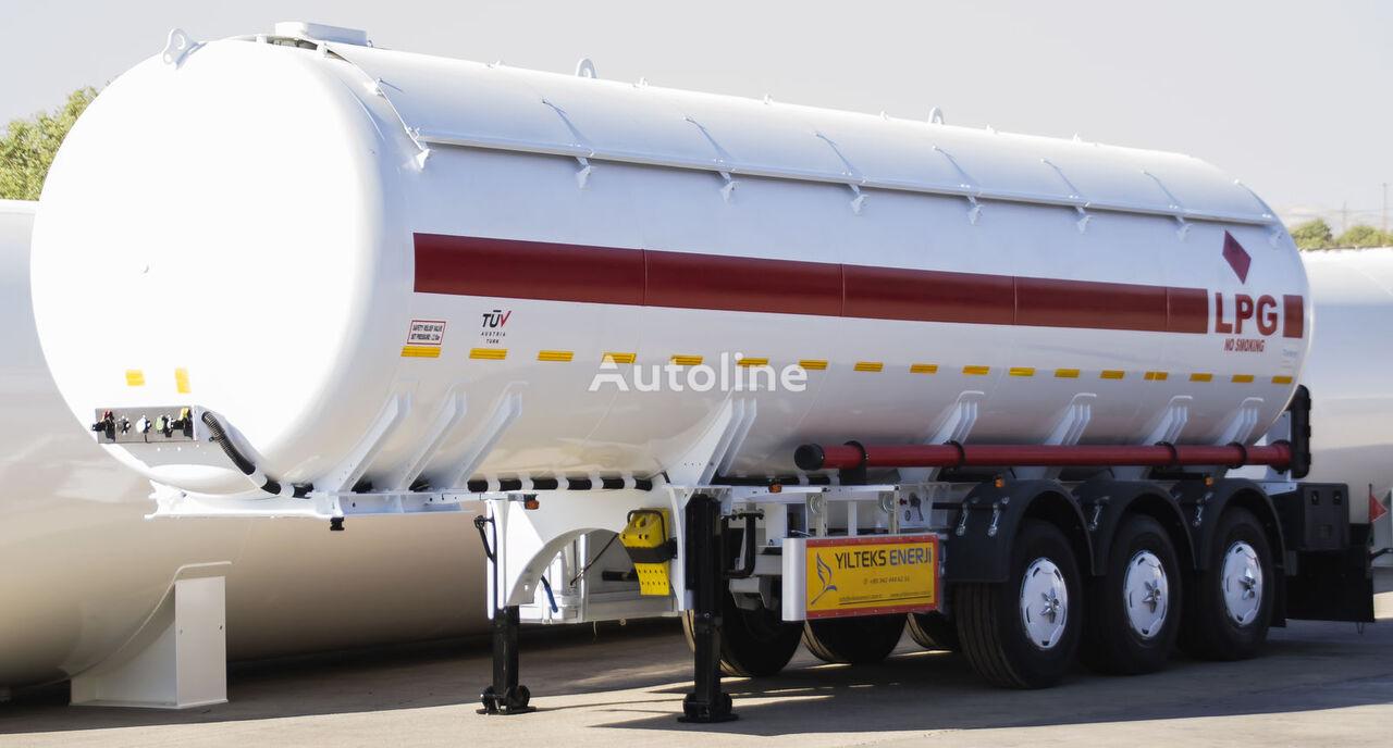 новая газовая цистерна YILTEKS Semi - Trailer LPG