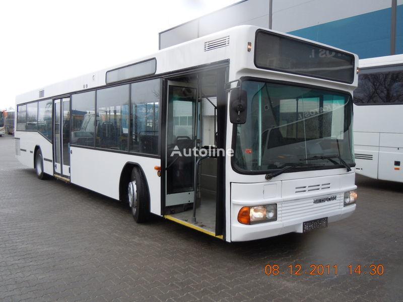 городской автобус NEOPLAN N 4014 NF  ПОЛНОСТЬЮ ОТРЕМОНТИРОВАННЫЙ