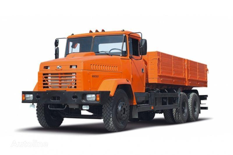 бортовой грузовик КРАЗ 65053