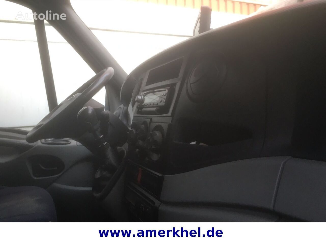 грузовик фургон IVECO Daily c 50 cl ups