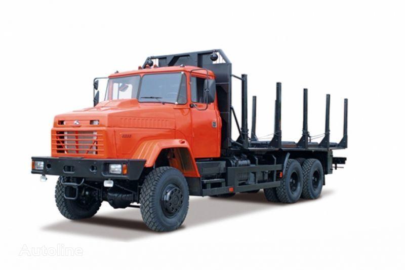 грузовик лесовоз КРАЗ 6233М6