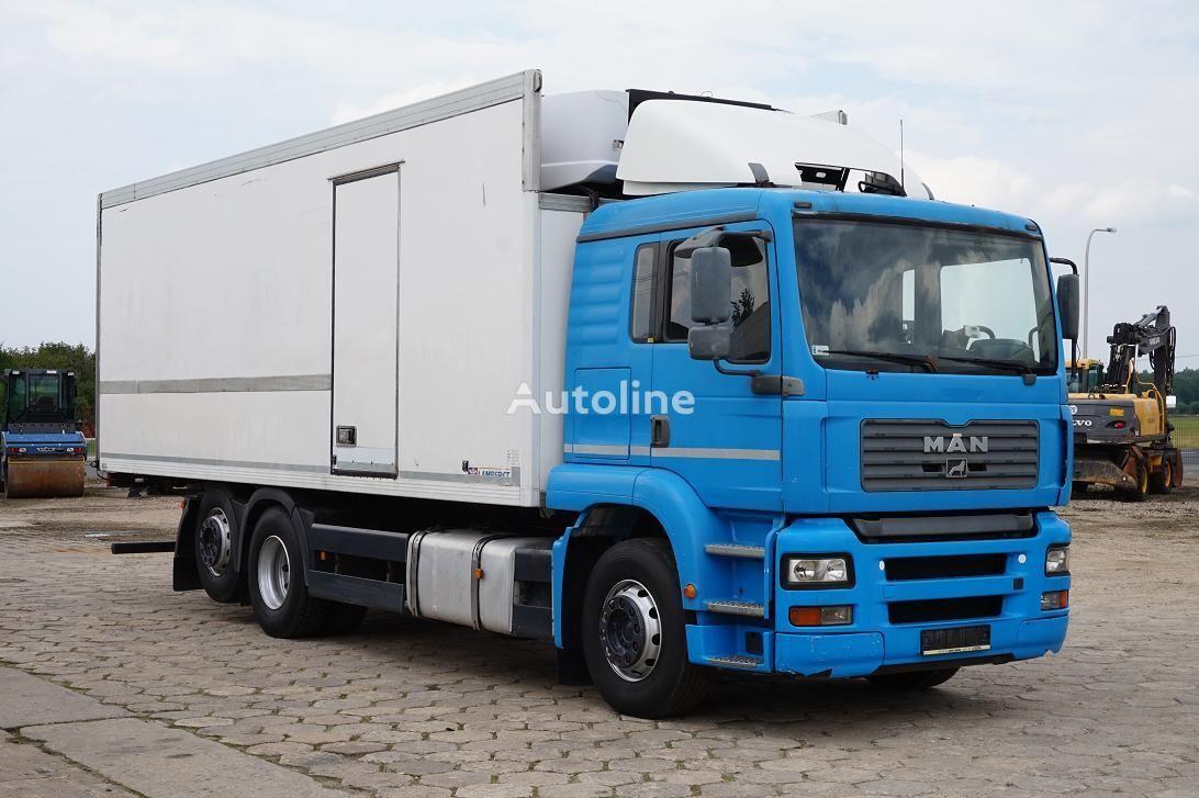 грузовик рефрижератор MAN TGA 26.313