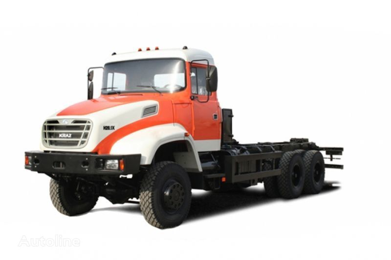 грузовик шасси КРАЗ Н20.1Х