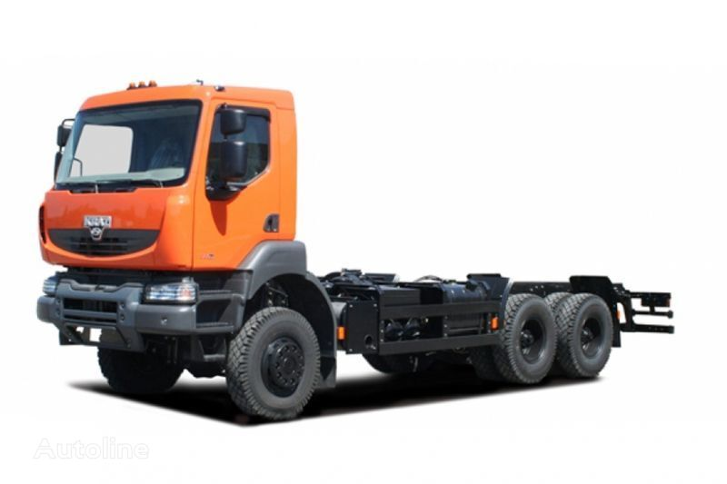 грузовик шасси КРАЗ Н22.2RX
