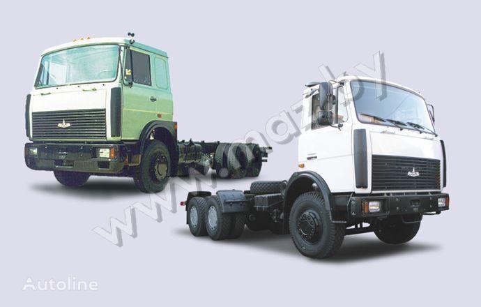 грузовик шасси МАЗ 6303