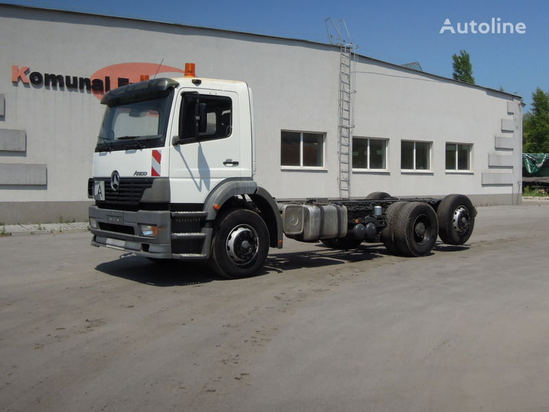 грузовик шасси MERCEDES-BENZ Atego 2628
