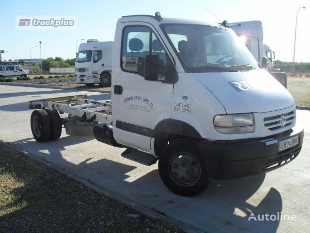 грузовик шасси RENAULT MASCOTT 130.65