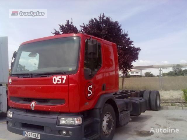 грузовик шасси RENAULT PREMIUM 420