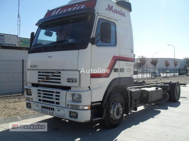 грузовик шасси VOLVO FH 12 .380