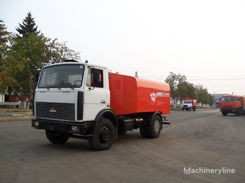 каналопромывочная машина МАЗ КО-514-1