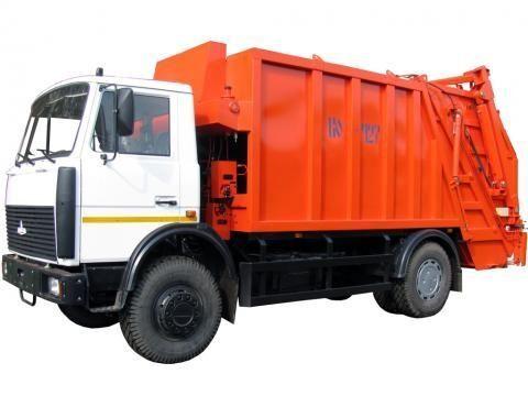 мусоровоз МАЗ KO-427-34