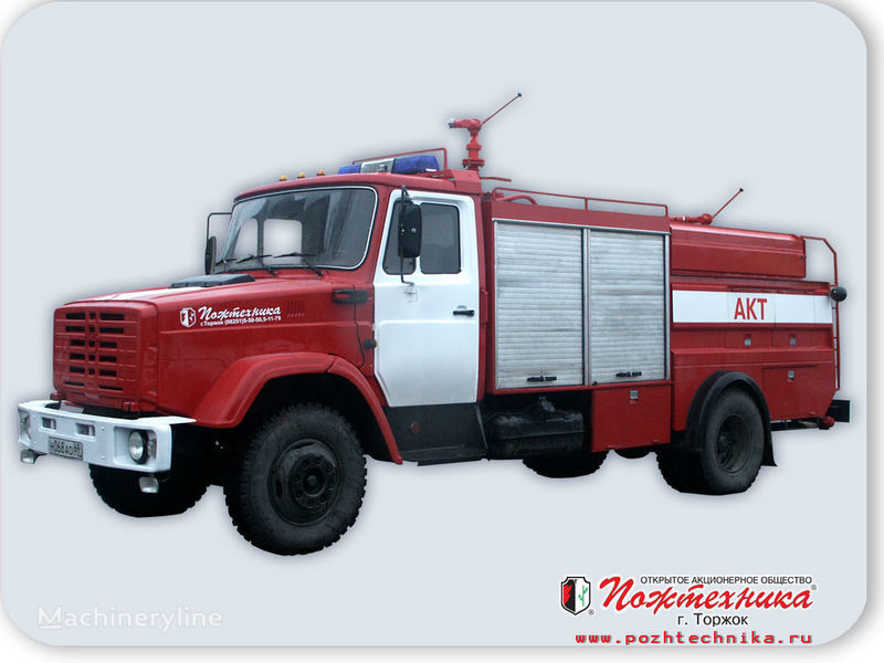 пожарная автоцистерна ЗИЛ АКТ-1,0/1000-40/40 Автомобиль комбинированного тушения