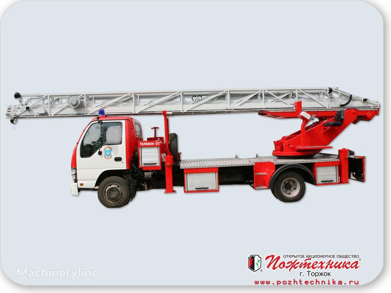 пожарная автолестница ISUZU AL-30