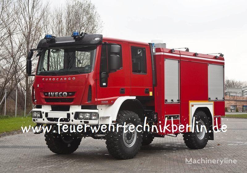 новая пожарная машина IVECO Eurocargo ML150E28 WS Fahrgestell.: 4x4 Neufahrzeug, Sofort Verf