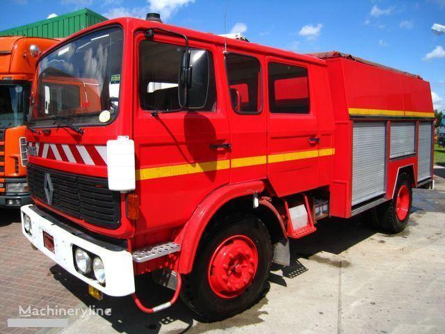 пожарная машина RENAULT G-191 11 PLACE WATER PUMP