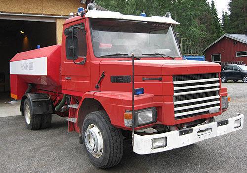 пожарная машина SCANIA T-112H