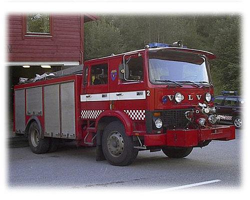 пожарная машина VOLVO F-720