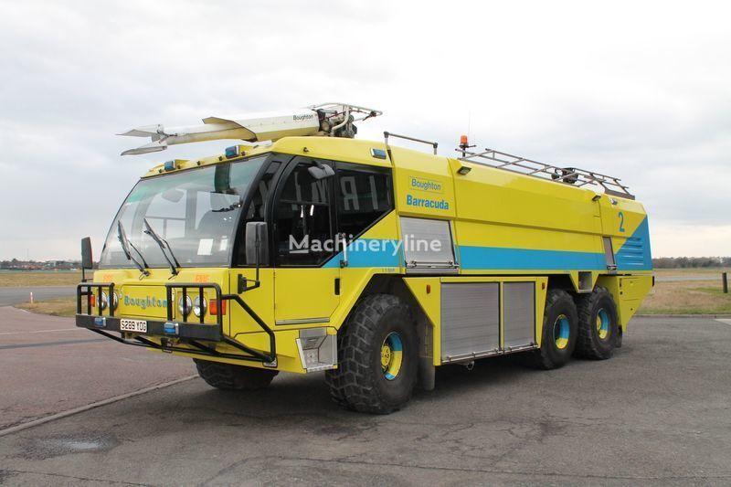 пожарный аэродромный автомобиль Reynolds Boughton Barracuda 6x6
