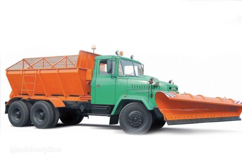 снегоуборочная машина КРАЗ 65053-МДКЗ-30