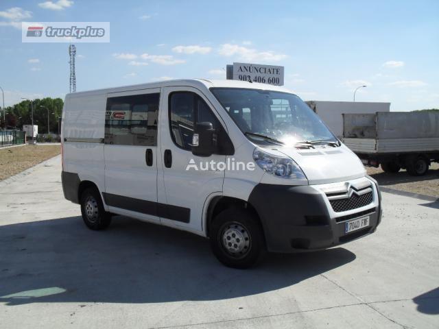 грузопассажирский микроавтобус CITROEN JUMPER 2.8 HDI
