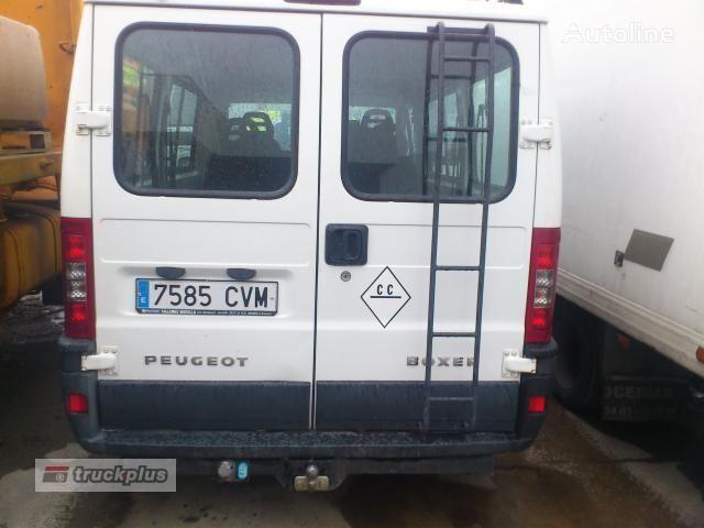 микроавтобус фургон PEUGEOT BOXER 330 MH 2.8 HDI