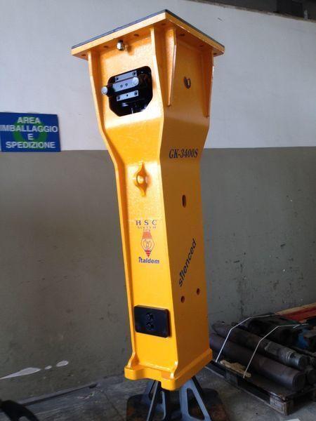 новый гидромолот ITALDEM GK 3400S