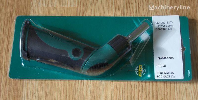 инструмент для автосервиса Uchwyt obrotowy do nasadek typu BIT SATA