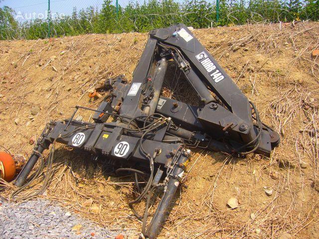 кран-манипулятор HIAB - 140 ( Швеция )