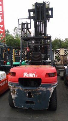 погрузчик вилочный TAILIFT 5 ton
