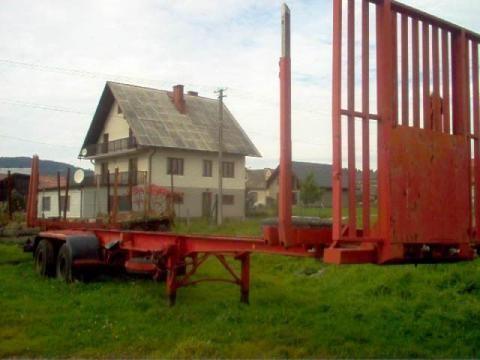 полуприцеп лесовоз IWTHL SCHLUTUP FS 4020