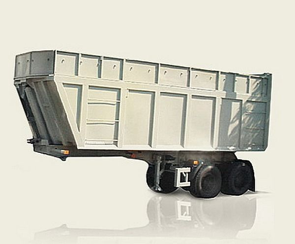 новый полуприцеп самосвал МАЗ 950600-030