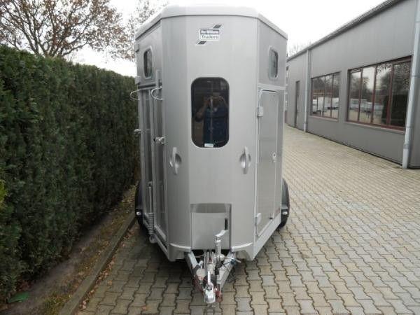 прицеп коневоз IFOR Williams HB506