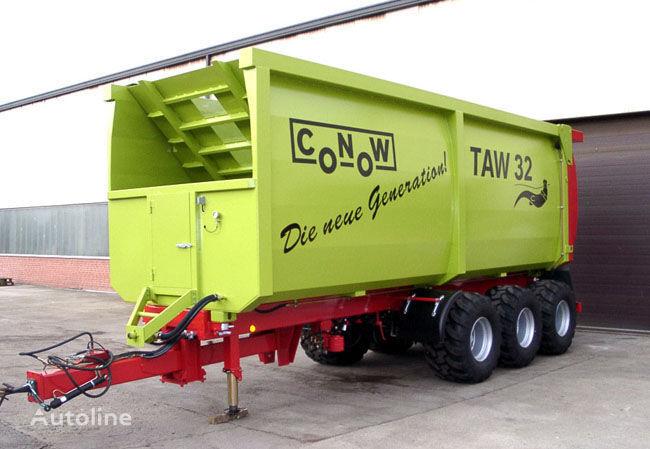 новый прицеп зерновоз CONOW TAW 32
