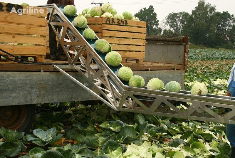 новый комбайн картофелеуборочный GRIMME Транспортер для уборки капусты