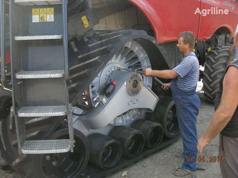 новый комбайн CLAAS резиновые гусеницы для комбайнов и тракторов.