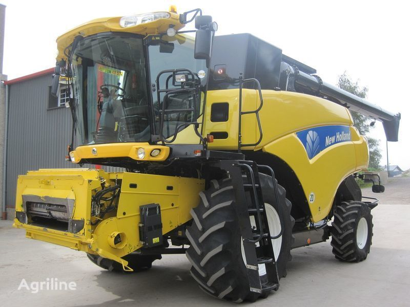комбайн NEW HOLLAND CR 9080 Elevation HD