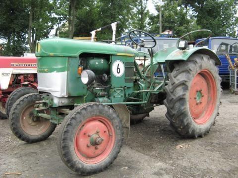 трактор колесный DEUTZ-FAHR D 25 S-N