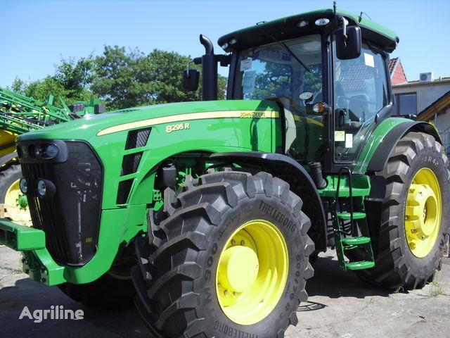 новый трактор колесный JOHN DEERE 8295R