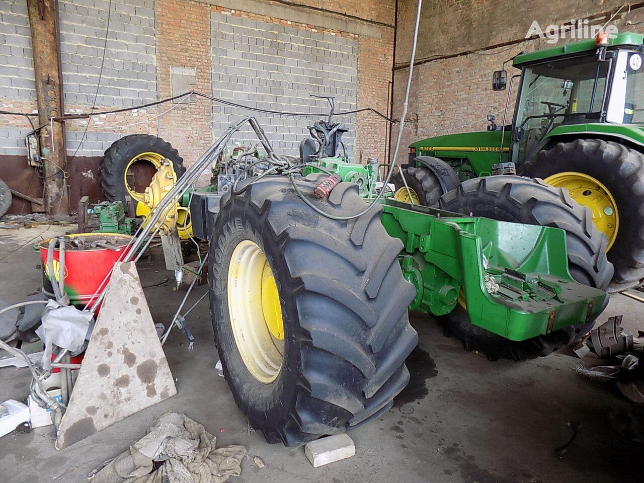 трактор колесный JOHN DEERE 8400 8300 по запчастям на разборке