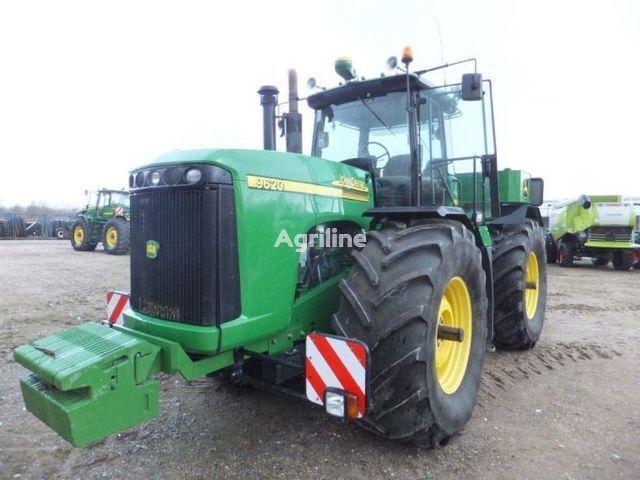 трактор колесный JOHN DEERE 9520