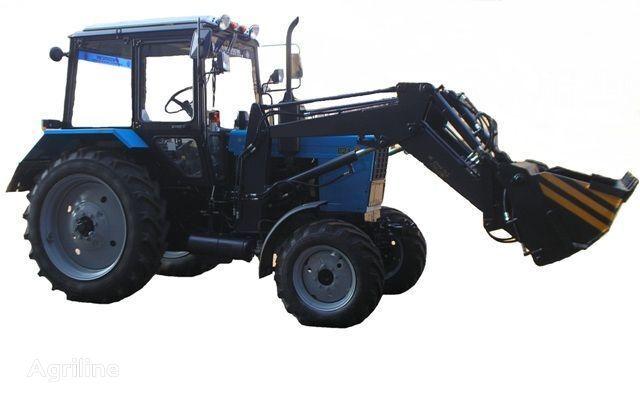 трактор колесный Фронтальный челюстной БАМ-2021 на тракторе МТЗ